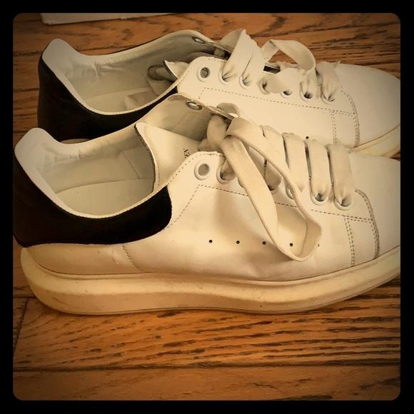 Used Alexander Mcqueen Sneakers